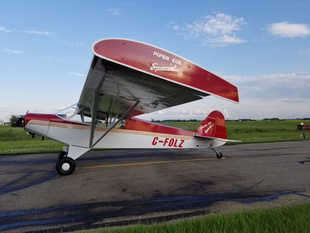 Cub Special PA-11