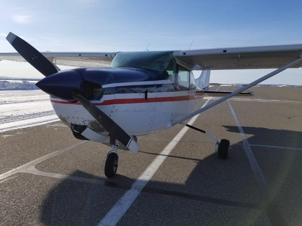 1979 Cessna T182RG