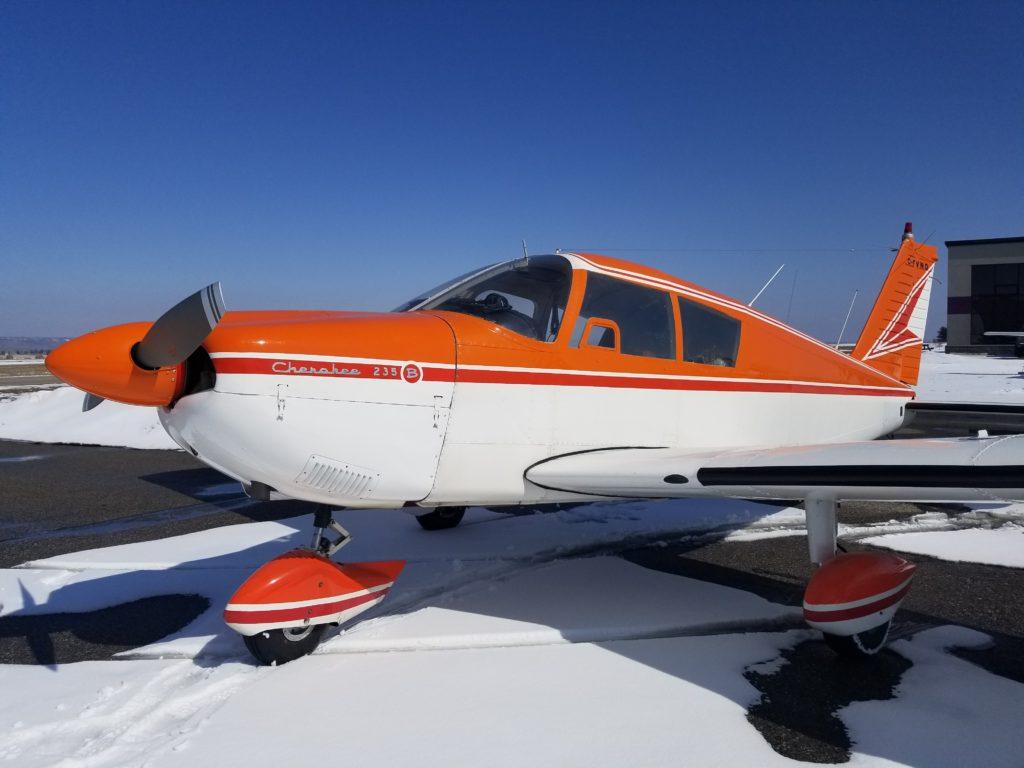 Piper 235