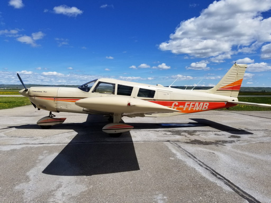 Cherokee 6 260