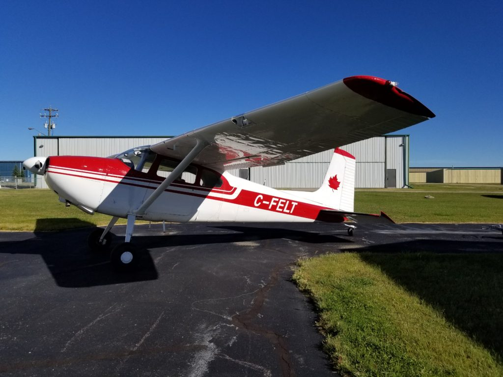 Beautiful Cessna 180