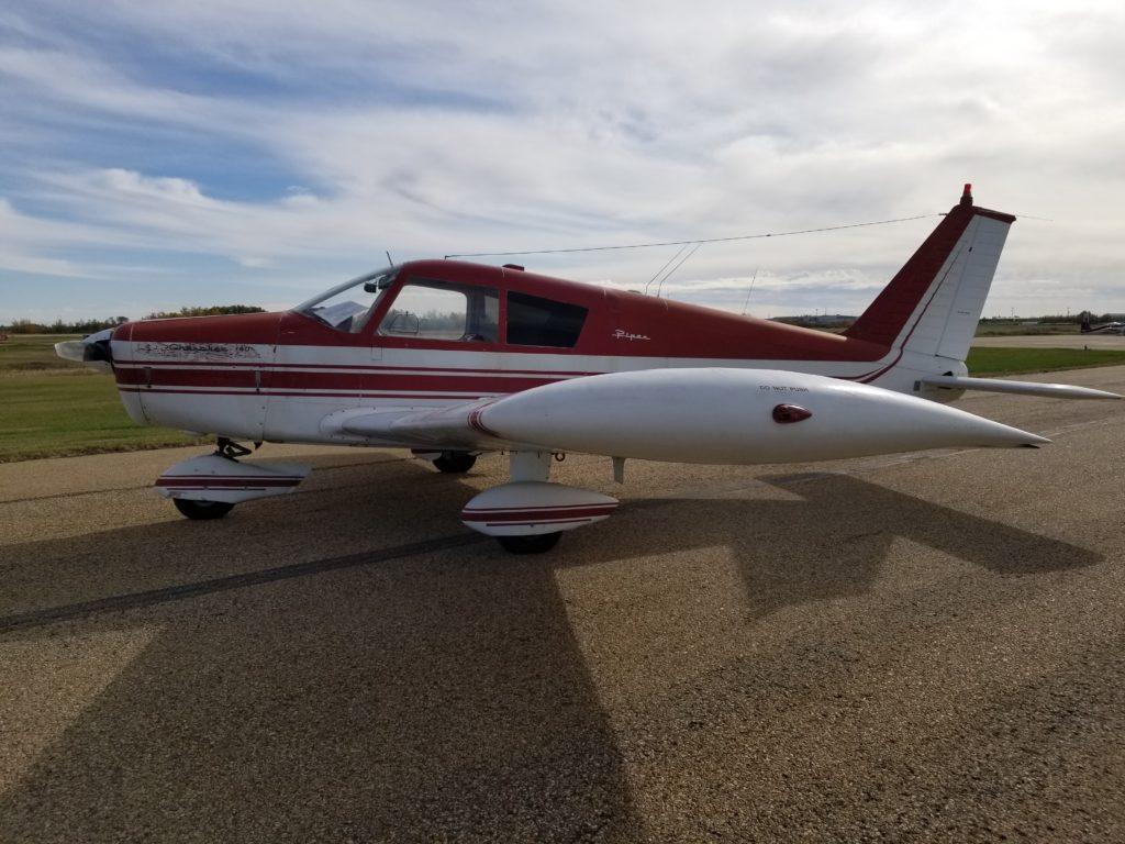 1967 Piper 140